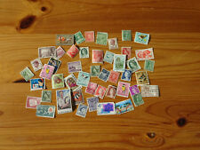 STAMPS AUSTRALIA 48   ALL DIFFERENT / MIXTURE / COLLECTION