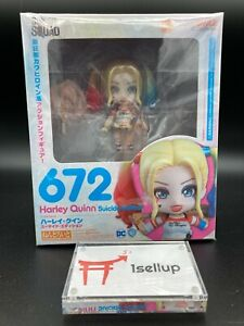Good Smile Company Harley Quinn Nendroid672  Suicide Edition Japan Suicide Squad
