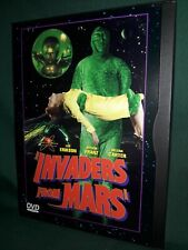 """INVADERS FROM MARS""-1996-DVD-Full Screen-Original Snap Case-MINT-Free Shipping"