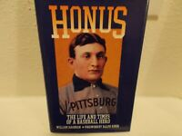 William Hageman Autographed Honus:  The Life and Times of a Baseball Hero