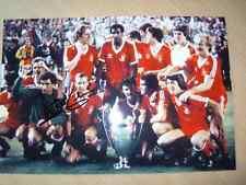 Peter Shilton Nottingham Forest Legend signed photo 12x8 inches COA AFTAL PROOF