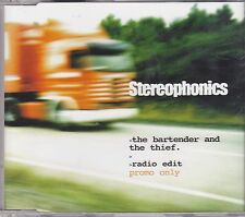 Stereophonics-The Bartender And The Thief Promo cd single