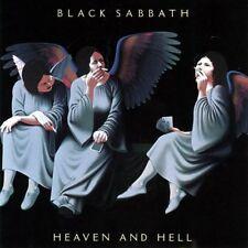 Black Sabbath - Heaven & Hell [New CD] Rmst
