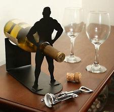 Vlad The Impaler Wine Bottle Holder Metal Funny Prank Gift Big Mouth Toys