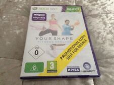 Votre Shape: Fitness Evolved (Microsoft Xbox 360, 2010) Promo Copy, Scellé