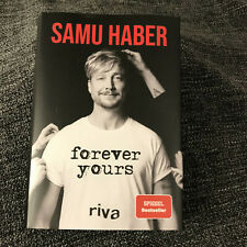 Buch Samu Haber Biografie Forever Yours Deutsche Ausgabe