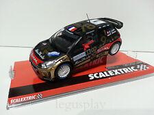 "Slot SCX Scalextric A10208S300 Citroën DS3 WRC ""Loeb-Elena"" - New"