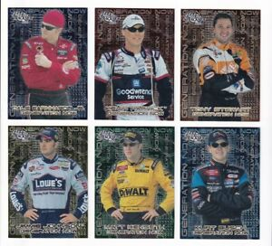 ^2002 Trackside GENERATION NOW #GN4 Jimmie Johnson BV$10!