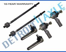 6pc Inner Outer Tie Rod Set 7 Lower Ball Joints Ford Escort Mazda 323 Protege