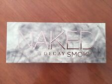 URBAN DECAY NAKED SMOKY New in Box Eyeshadow Palette Rare Gifts Makeup SOLD OUT