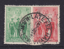 "Postmark: Late Fee Haymarket Nsw On Perfin ""A H & S"""