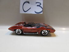 HOT WHEELS 2007 MYSTERY '69 CORVETTE STINGRAY GMTM  LOOSE