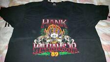 Awesome Hank Williams Jr Concert T-Shirt 1989 Double Eagle Tour Size Xxl