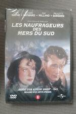 DVD les naufrageurs des mers du sud neuf emballé 1942 john wayne