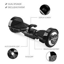 "Refurbished Koowheel 7.5"" Bluetooth Electric Scooter Hoverboart w/Led Display"
