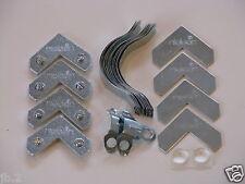 Hardware Pack, Aluminum Metal Picture Frame, Genuine Nielsen® Brand, 1 Pack