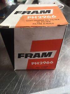 FORD FIESTA OIL FILTER (FRAM) PH2857