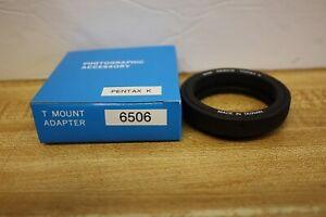 Tasco 6506 T-Ring for Pentax K Camera  Astro Imaging - New Old Stock - Lot of 10