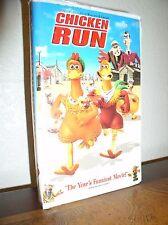 Chicken Run (VHS, 2000,Clamshell)