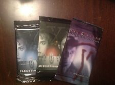 X-Files Booster Card Packs