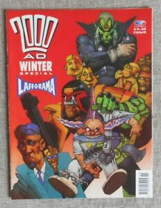 2000 AD Winter Special 1990: Excellent.