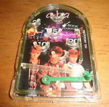 A-HA  rare MINI PINBALL  collectible toy ARGENTINA premium