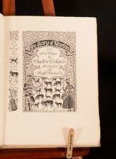1895 Austin Dobson The Story Of Rosina And Other Verses 1st Ltd Ed Illustrated