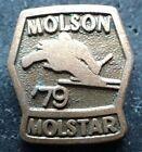 Vintage Ski Pin -  Molson Molstar '79