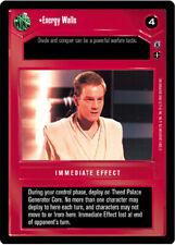 SWCCG Ref III 2x Energy Walls [Dark Side DS] x2 NM Star Wars CCG Reflections 3