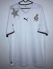 Ghana National Team home shirt 10/11 Puma Size XXL