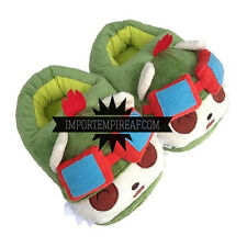 LEAGUE OF LEGENDS TEEMO CIABATTE pantofole lol timo chaussons cosplay slippers