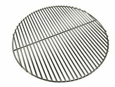 Heavy Duty 6mm Stainless Steel Round BBQ Grill 54.5cm - Fits Weber 57cm