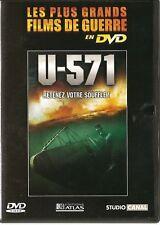 """DVD """"U-571 RETENEZ VOTRE SOUFFLE !""""   NEUF SOUS BLISTER"""