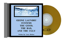 Ozone Laundry Systems, The Good, The Bad, And The Ugly