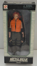 METAL GEAR SOLID konami Bambola Collezione Meryl silverburgh Action Figure Yamato