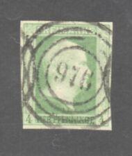 Sellos de Alemania y sus colonias de 1 sello usado