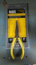 Klien Tools D203-6-Ins Long Nose Pliers, Insulated, 6-Inch