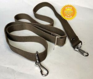 Carrying Sling Belt Two Point Soviet USSR Army Military Strap Canvas Original