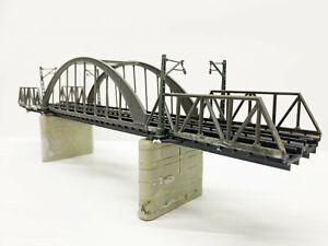 222583 Puente Arco + 2 Puentes Vorflut 400 x 32 X 84MM Faller Escala N