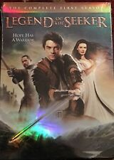 Legend of the Seeker: Complete First Season (DVD) NIP REFRACTOR SLEEVE 5 Disc
