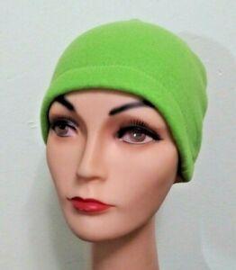Adult Fleece Beanie, Winter Hat, Ladies/Men/Unisex Cap, Sport Beanie Handmade