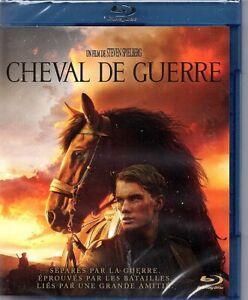 "BLU RAY ""Cheval de guerre"" Steven Spielberg NEUF SOUS BLISTER"