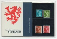 1976  SCOTLAND  REGIONAL   DEFINITIVES  PRESENTATION  PACK   Number 85 EXCELLENT
