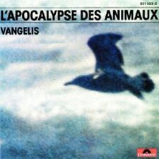 VANGELIS - L'APOCALYPSE DES ANIMAUX  CD  7 TRACKS INSTRUMENTAL  NEW!