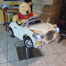CHILDREN HAIRDRESSING CHAIR - Rolls Royce CAR