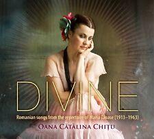 OANA CATALINA CHITU - DIVINE  VINYL LP NEW+