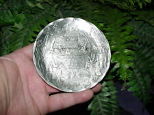 Wendell August Forge - NOAH'S ARK aluminum PLATE - bible - animals - dish