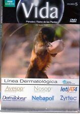 BBC Earth Vida Vol. 5: Primates / Reino de Las Plantas (DVD) + Promos