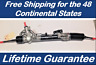 Power Steering Rack and Pinion Assembly fits 2009-2014 NISSAN MAXIMA