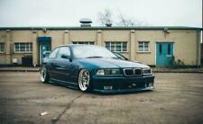 BMW E36 front Overfenders saloon compact touring WideBody STANCE not felony form
